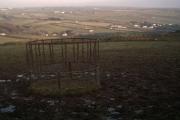 Farmland on Willingcott Hill