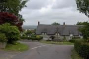 Village Cross Hawkchurch