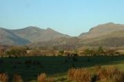 Farmland near Penmorfa