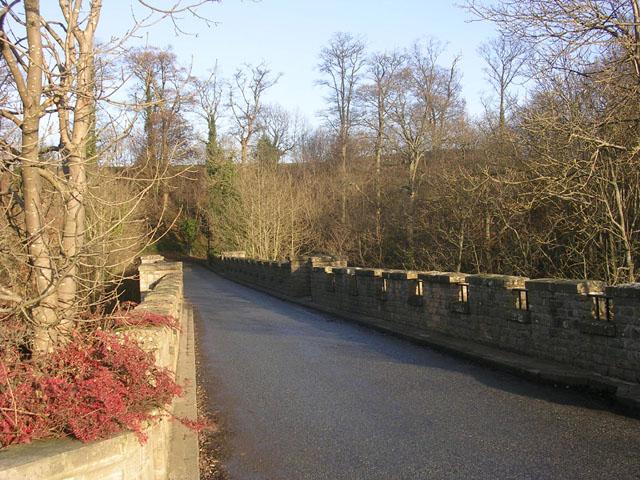 Abbey Bridge, near Egglestone Abbey, Barnard Castle