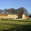 Little Newsham village near Staindrop, County Durham