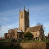 St.John the Baptist's church, Morton, Lincs.