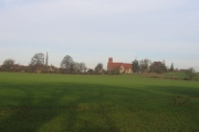 View towards Newbold Pacey