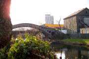 The Old Bridge Pontypridd
