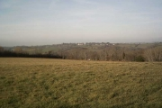 Farmland near Shortridge Farm