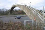 Footbridge Over M5