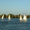 Laser Racing on Swarkestone Lake