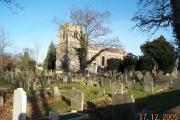 Little Stanmore: Church of St Lawrence