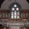 Putley Parish Church - interior