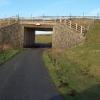 Link road bridge.