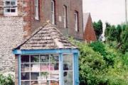 Old Petrol Station Rodmell