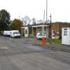 old RAF Finningley Main Gate Guardroom