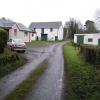 Bungalow and farm buildings