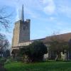 Aldenham: Church of St John the Baptist