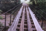 Bridge on Welshpool and Llanfair Light railway