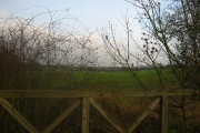 Footbridge over Weston Tributary