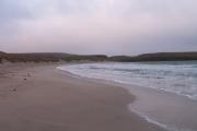 Scousburgh Sands, Shetland