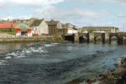 Carraig na Siúire (Carrick-on-Suir): The Old Bridge