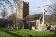 Parish church of Sts. Peter & Paul, Over Stowey