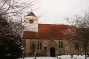 Church of St Mary The Virgin Ninfield East Sussex