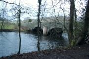 Bridge at Haverthwaite