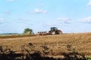 Tiverton: ploughing near Gogwell