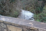 Bridge over 'Stream' at Stream