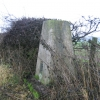 Triangulation Pillar at West House Field Farm