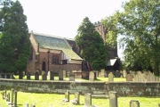 All Saints Daresbury