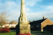 Witton Gilbert War Memorial