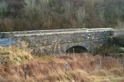 Bridge on the A819