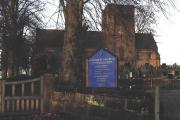 St John the Evangelist church,Norley