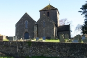 Penhow church