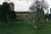 Church & churchyard of St Ebba Ebchester