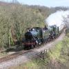 Passing Water Farm, West Somerset Railway