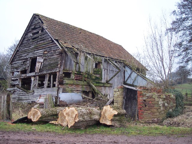 Old Buildings, Great Catley