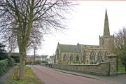 Church Lane, Stoughton near Leicester