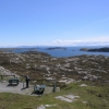 View from Harris over Loch Tarbet