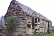 Dilapidated Barn, Mayfields Farm