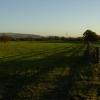 View south from Pennington's Lane near Macclesfield