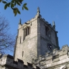 Wistow church