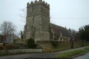 St. Giles Church, Lea