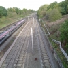 Carpenders Park: West Coast Main Line railway