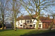 Village Green and Pub, Hartshill