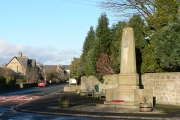 Longhirst War Memorial
