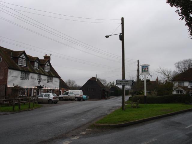 Merrie Harries Cowbeech East Sussex