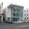 Modern office block, Hamilton Terrace