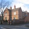 School buildings, Rugby Road