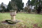 St.Edith's churchyard, South Reston, Lincs.