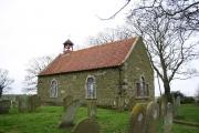 St.Andrew's church, Hannah-cum-Hagnaby, Lincs.